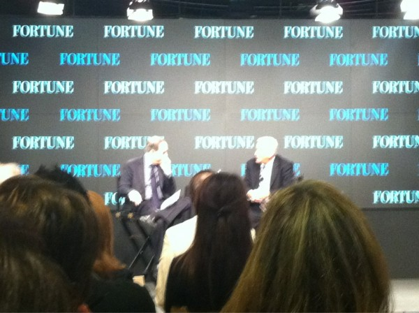 Walter Isaacson e Andy Serwer - Fortune