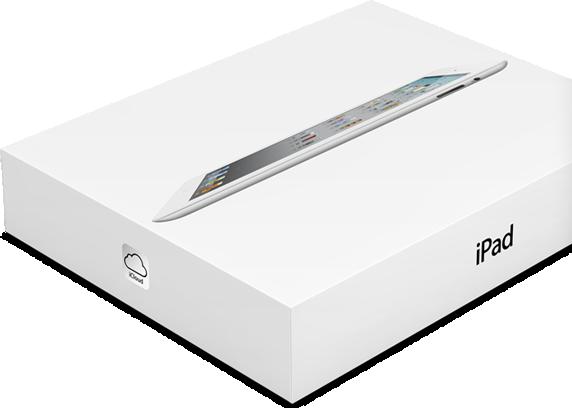 Caixa do iPad 2
