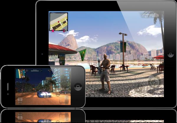 Gangstar Rio: City of Saints - iPhone e iPad