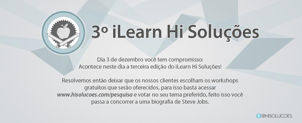 iLearn, da Hi Soluções
