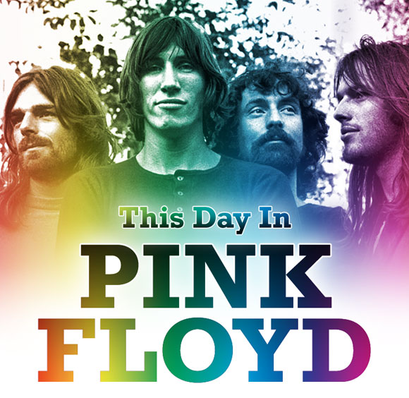 This Day in Pink Floyd app