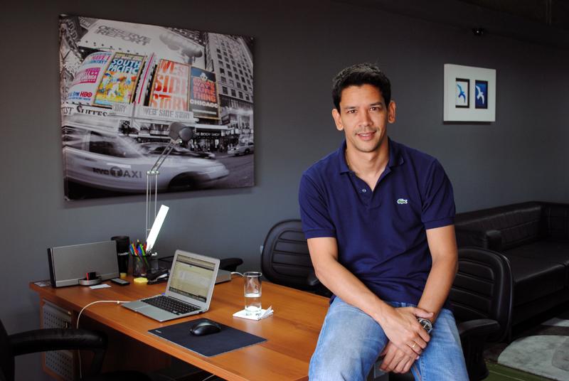Joaquim Venancio, CEO da Ticies