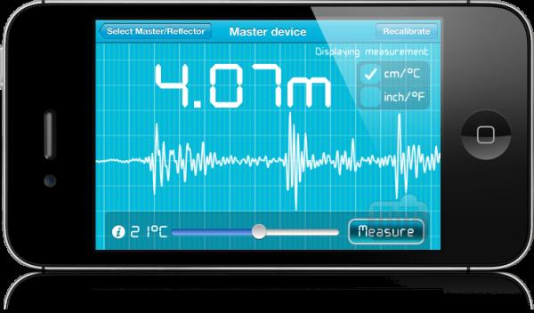 App Acoustic Ruler Pro