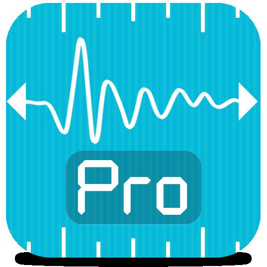 Ícone - App Acoustic Ruler Pro