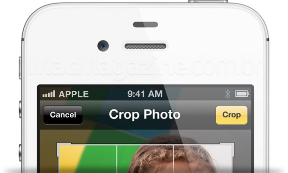 "iPhone 4S rodando na ""Apple Network"""