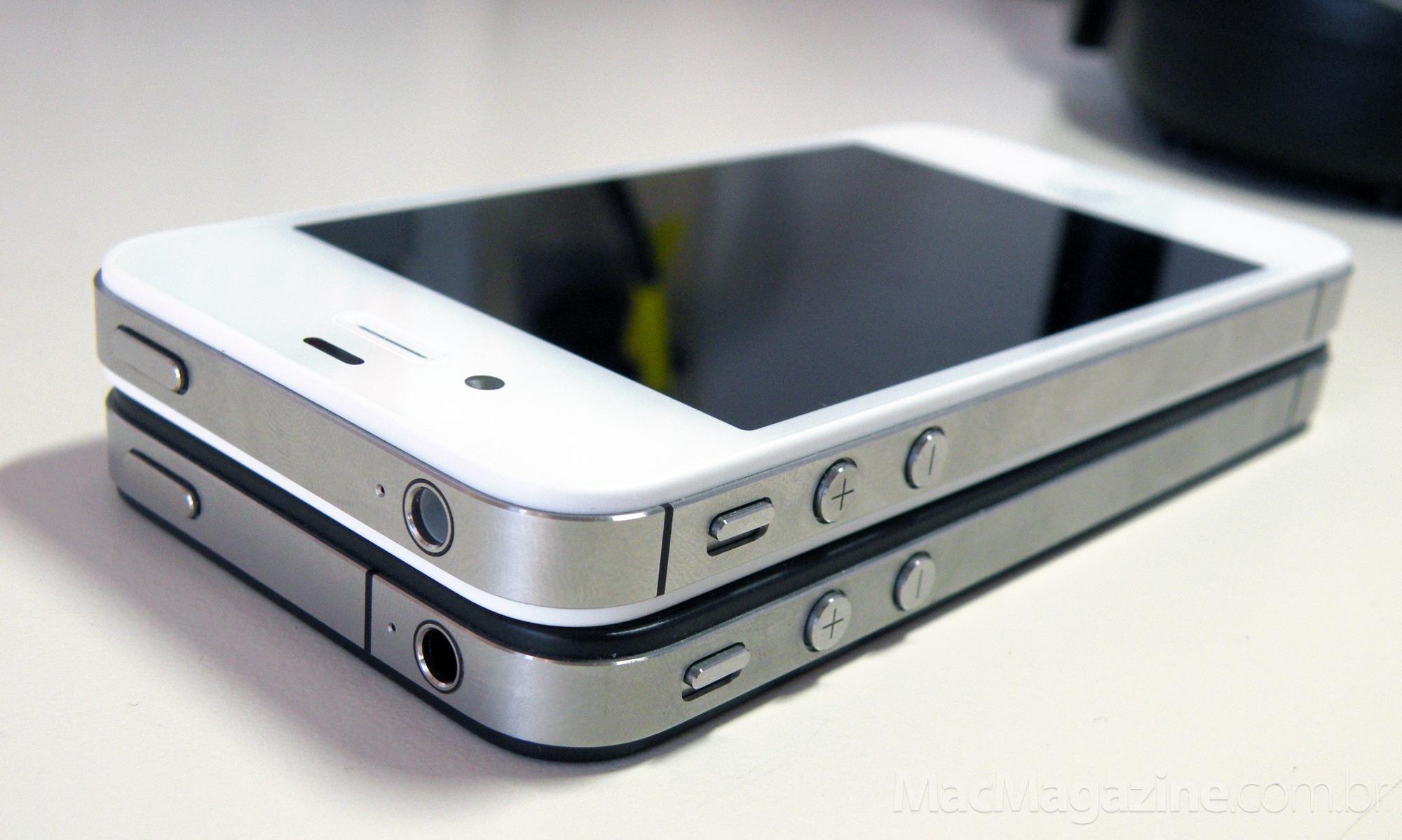 iPhone 4S - MacMagazine