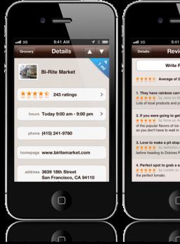 Where To? 4.0 em iPhones