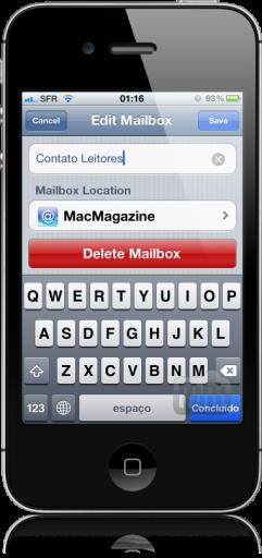 Mail - iOS 5