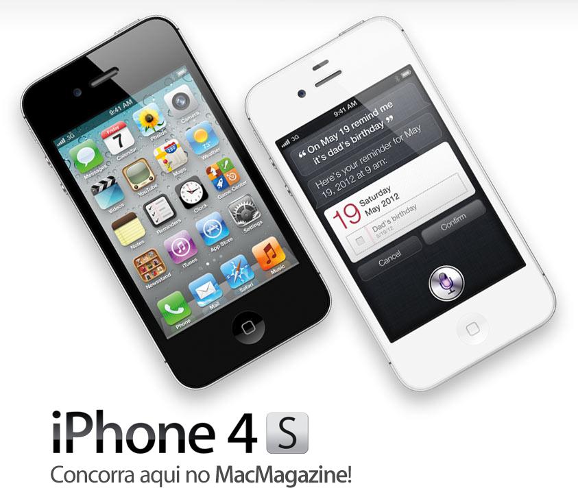 Promoção do iPhone 4S