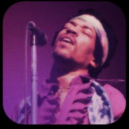 Ícone de Jimi Hendrix: The Complete Experience