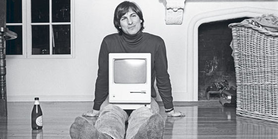 Steve Jobs por Norman Seeff
