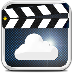 Ícone do Video Stream for iCloud