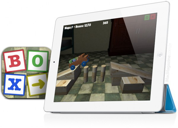 Delivery Box - iPad