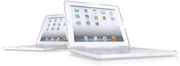 ClamCase branca para iPad 2