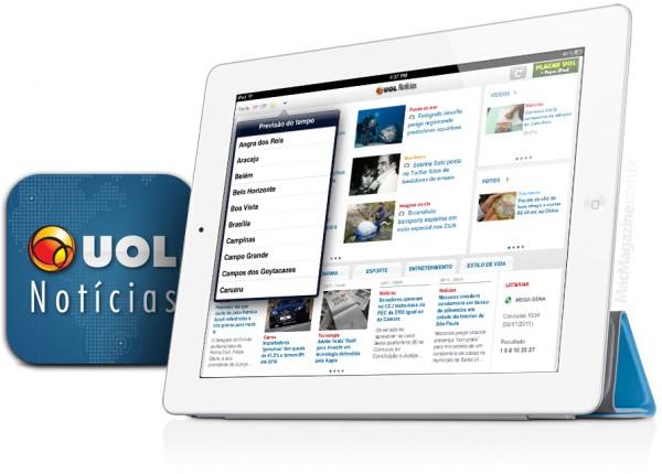 UOL Notícias - iPad