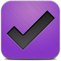 Ícone do OmniFocus para iPhone