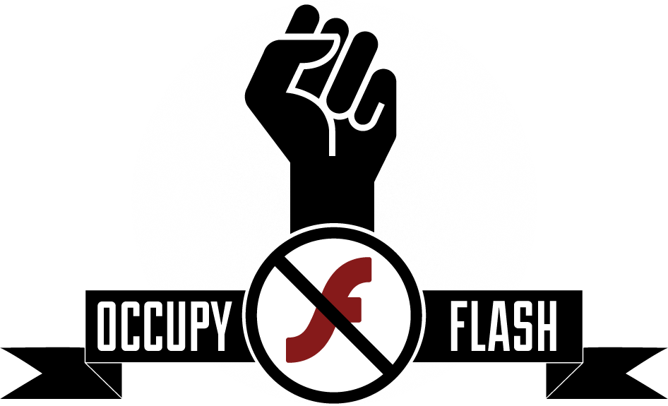 Occupy Flash - Manifesto