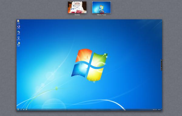 VMware Fusion no Mac