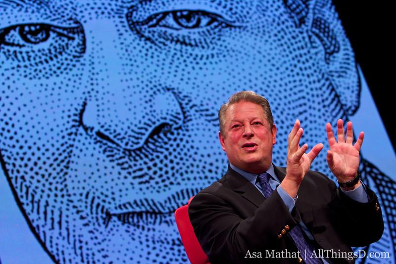 Al Gore na AsiaD