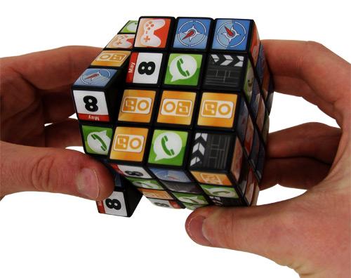 App Cube - cubo de Rubik