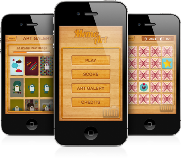 MemoArt - iPhones