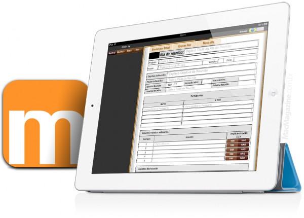 MeetingMinutes - iPad