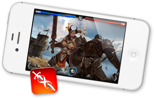 Games no iPhone - Infinity Blade