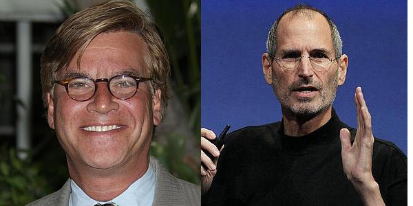 Aaron Sorkin e Steve Jobs