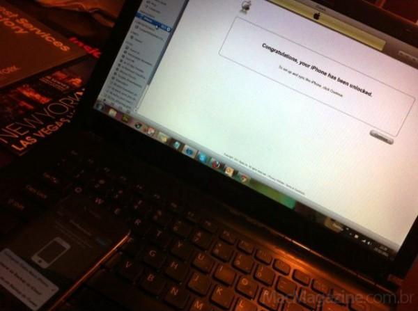 iPhone 4S desbloqueado