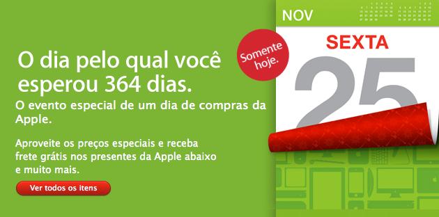 Dia Especial de Compras Apple 2011