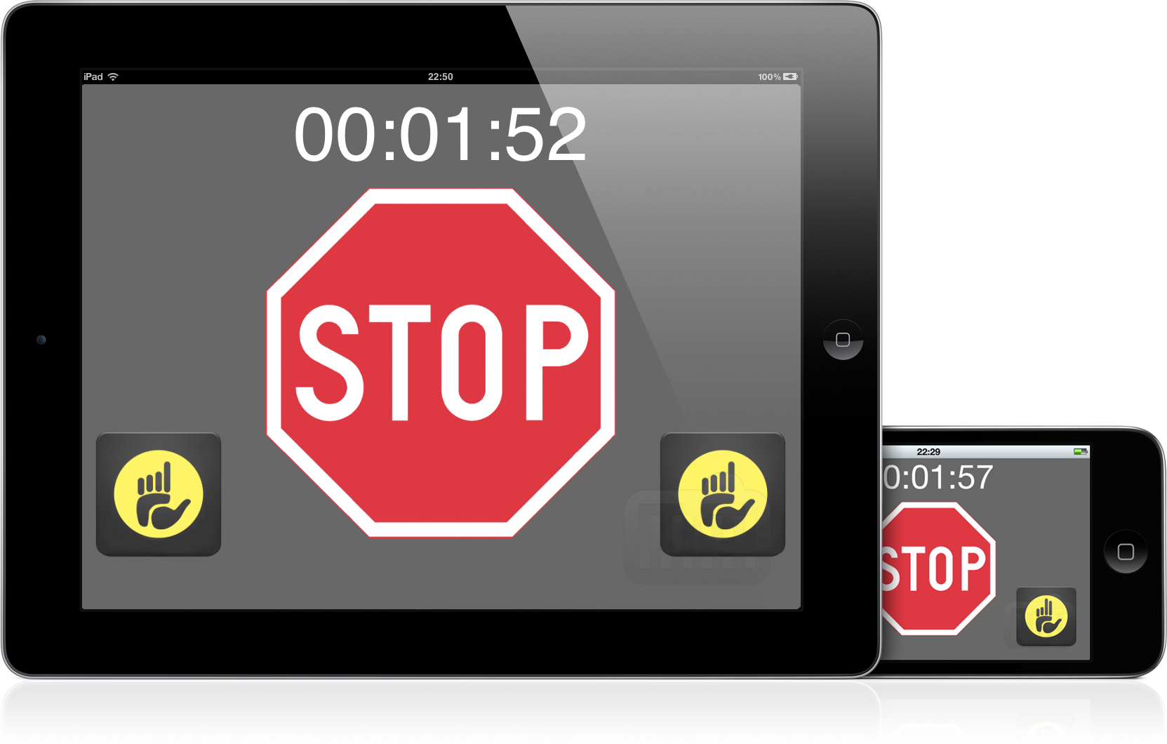 Speed Stacks Timer - iPad e iPod touch