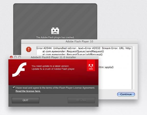 Trojan Horse - Flashback para Mac
