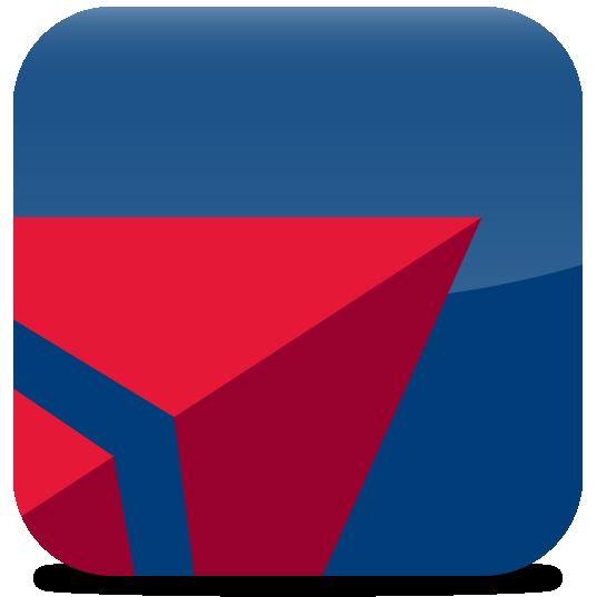 Ícone - App Fly Delta