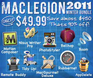 MacLegion Winter Bundle 2011