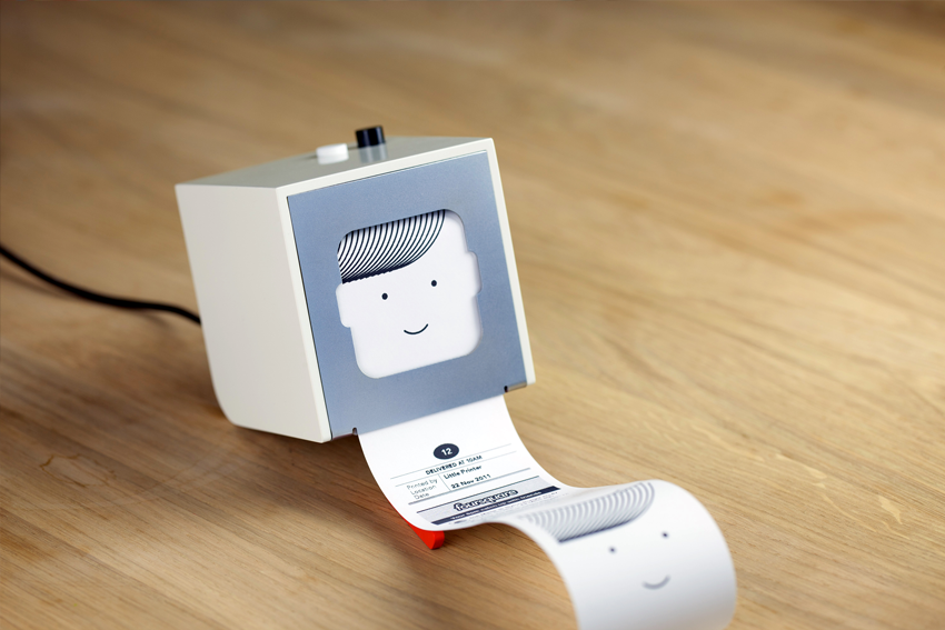 BERG Little Printer e BERG Cloud