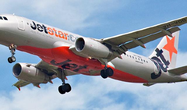 Aeronave da Jetstar