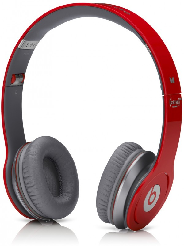 Beats by Dr. Dre Solo - (PRODUCT) RED