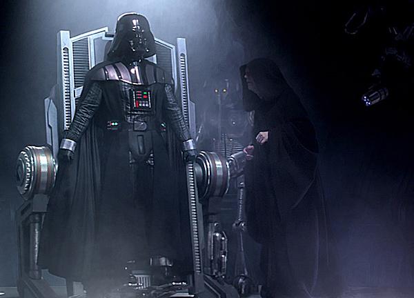 Darth Vader em Star Wars