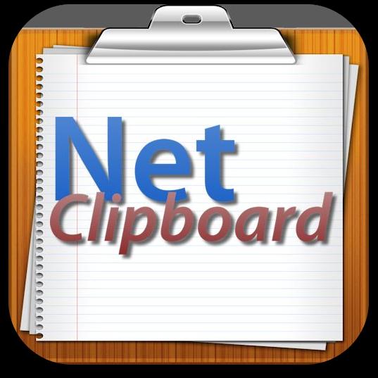 Ícone - NetClipboard para iOS