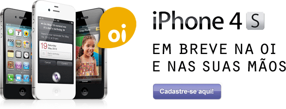 iPhone 4S na Oi