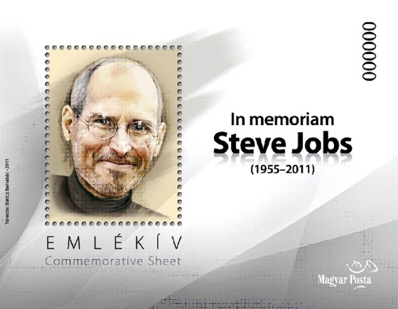 Selo - Steve Jobs