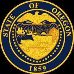 Selo do Estado do Oregon