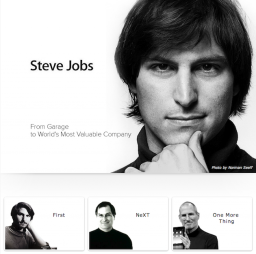 Steve Jobs: From garage to world's most valuable company - Computer History Museum