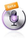 Ícone da Siri (beta)