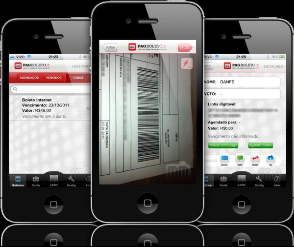 PagBoleto - iPhones