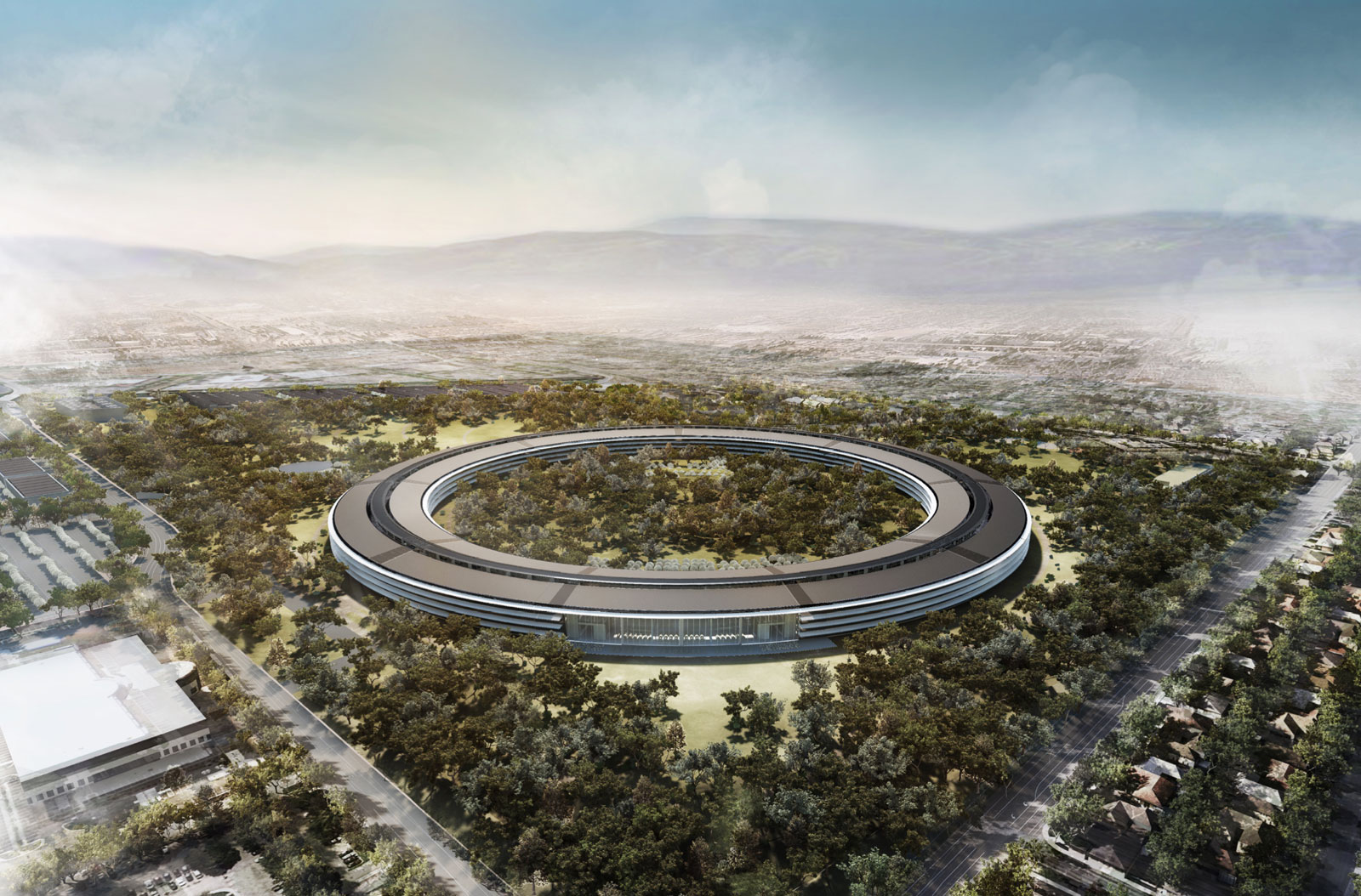 Novo campus da Apple