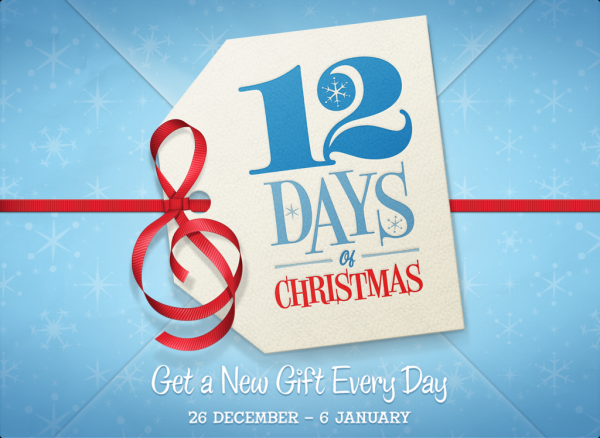 Apple iTunes - 12 Days of Christmas