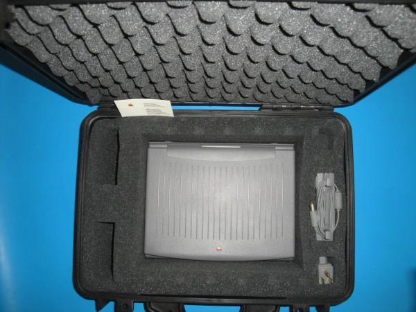 PowerBook à venda no eBay