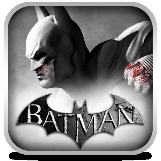Ícone do Batman Arkham City Lockdown