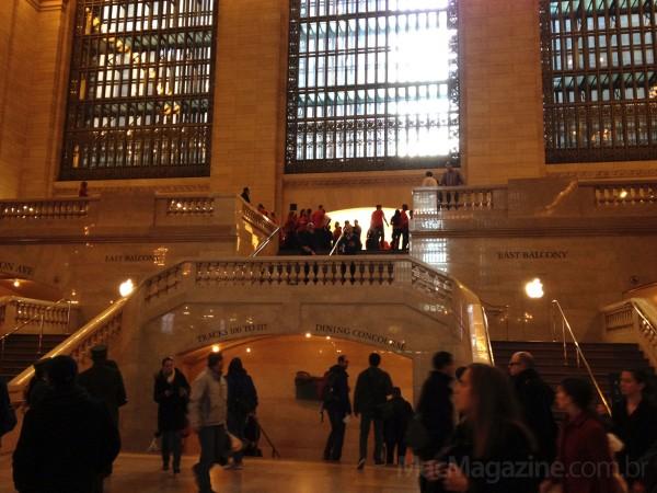 Entrada da Apple Store Grand Central